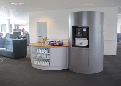 Kaffeøer til Syd Energi i Esbjerg