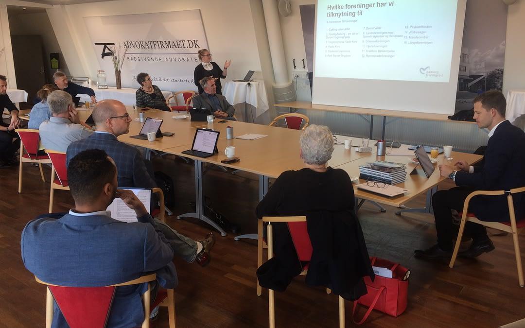 Dialog møde med Sundheds og kultur udvalget 2020